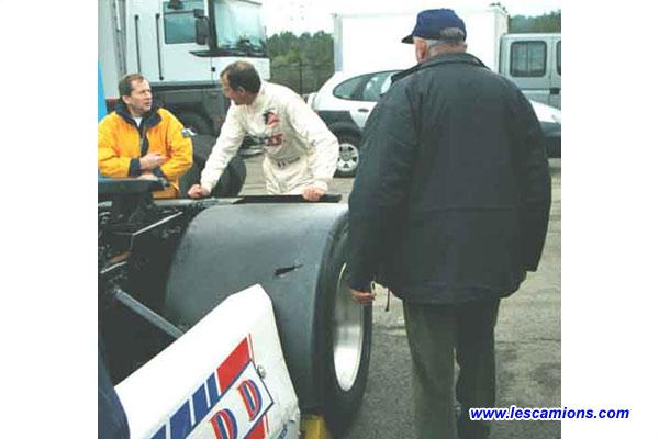 Olivier Robineau - Dijon 2001