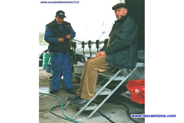 Monsieur Robineau - Dijon 2001