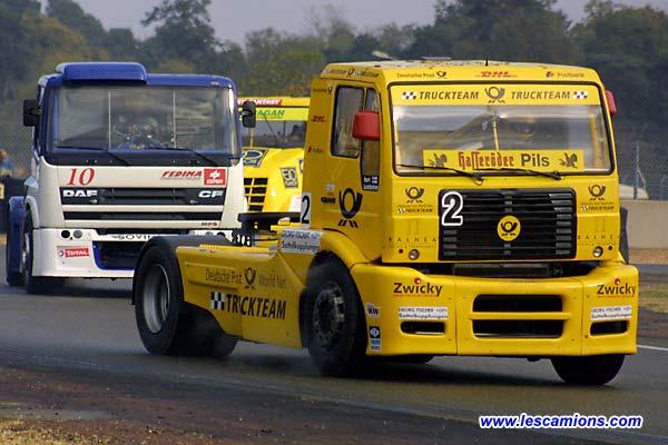 - Le Mans 2003